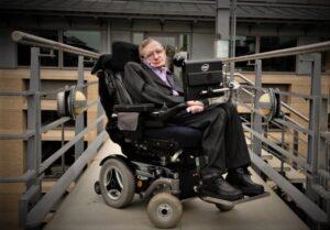 5 Perbaikan Teknis Kursi Roda Stephen Hawking